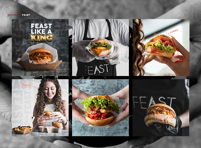 Photography Done For Feast